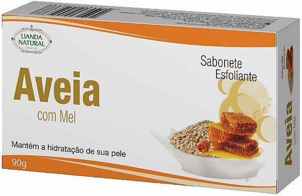 Sabonete Natural Aveia com Mel 90g