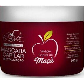 Mascara Capilar Vinagre de Maça 300g