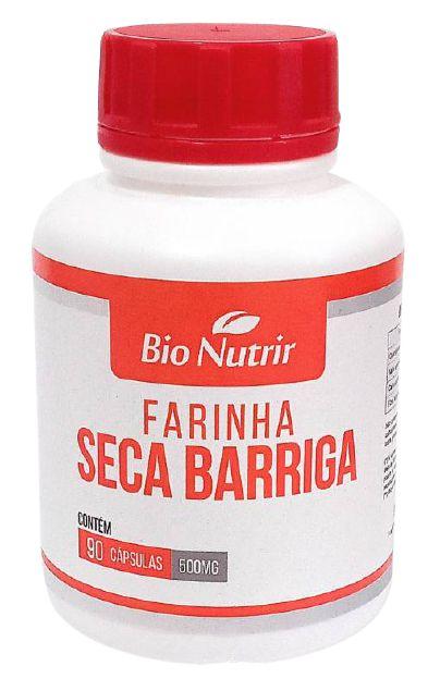 Farinha Seca Barriga 90 cps 500mg