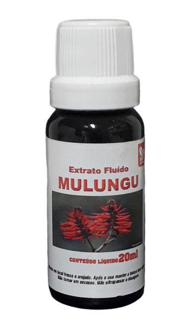 Extrato Fluido Mulungu 20ml