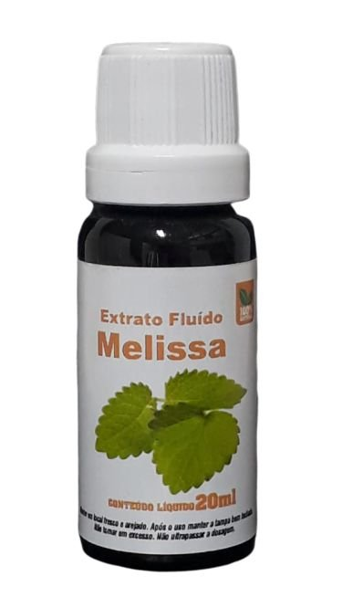 Extrato Fluido Melissa 20ml