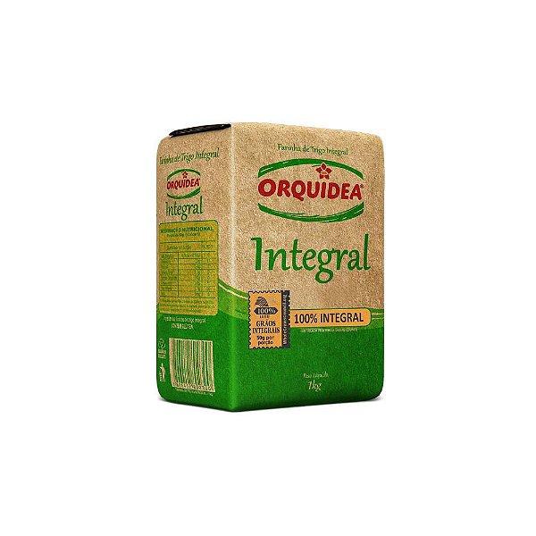 Farinha de Trigo Integral 1kg