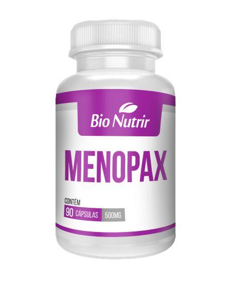 Menopax 90 Cáps de 500mg
