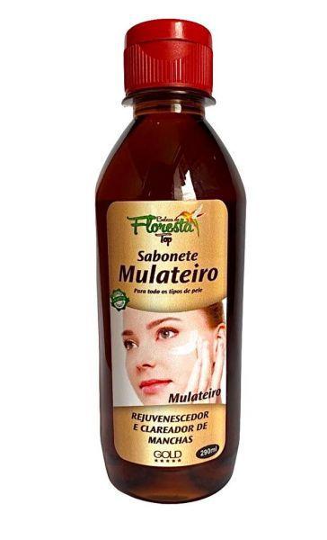 Sabonete Facial Mulateiro 290ml