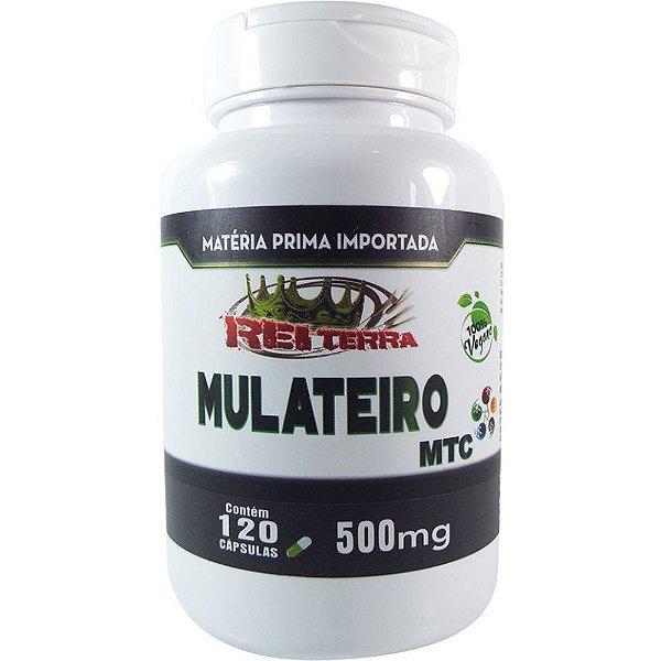 Mulateiro Mtc - Anti Rugas 120 Capsulas 500 Mg
