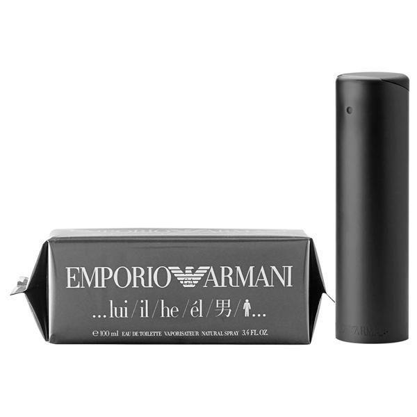 36eb61ca97a Giorgio Armani Emporio Armani Eau de Toilette Masculino 100 ml ...