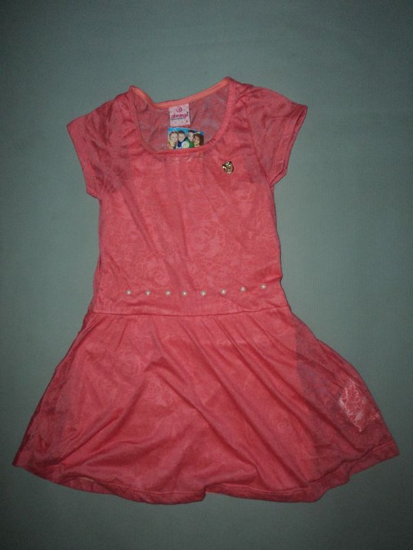 Vestido Infantil Bliss Abrange
