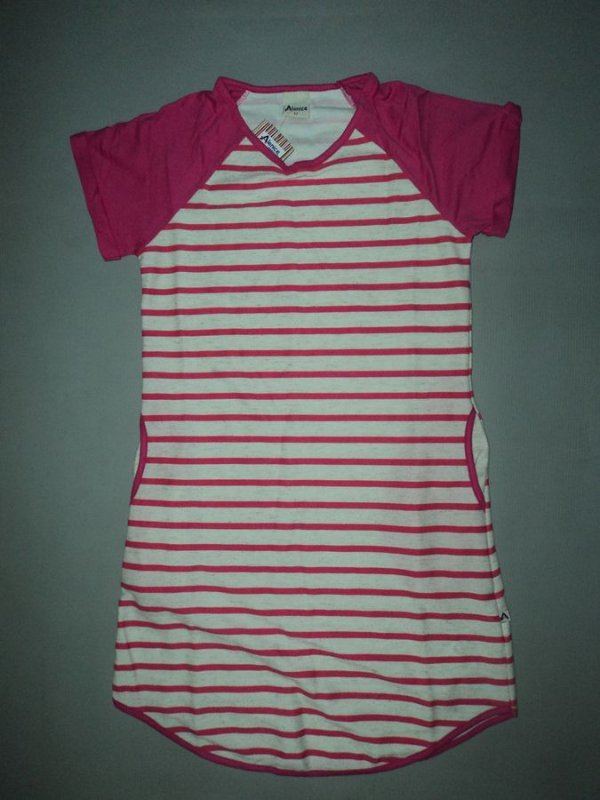 Vestido Infantil Glamour Alenice
