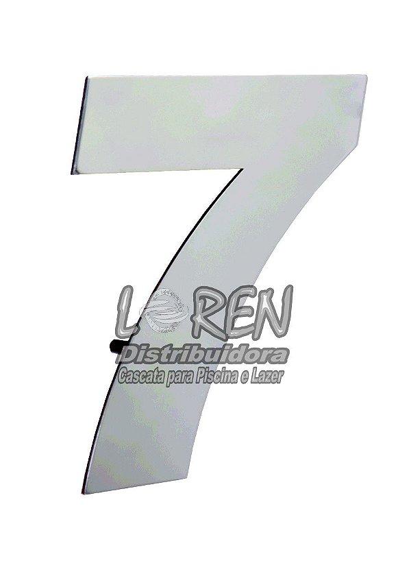Números Residenciais e Letreiros em Inox