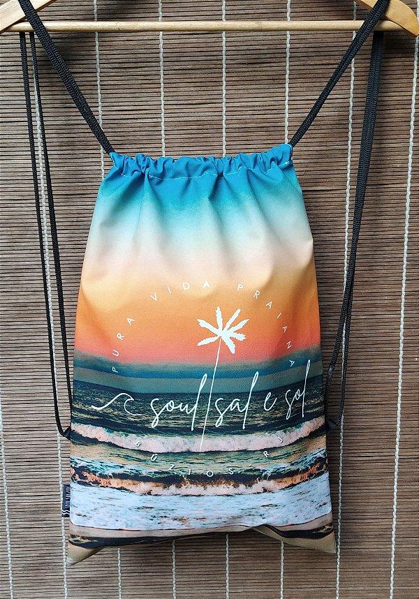 Bag/ Sacochila Ocean Búzios