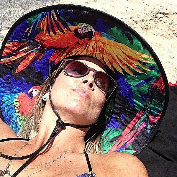 Chapéu de Palha - Arara Color