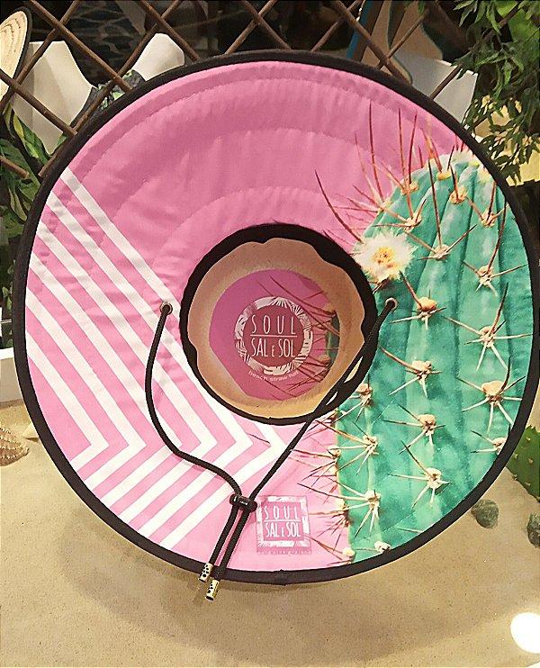 Chapéu de Palha - Cactus
