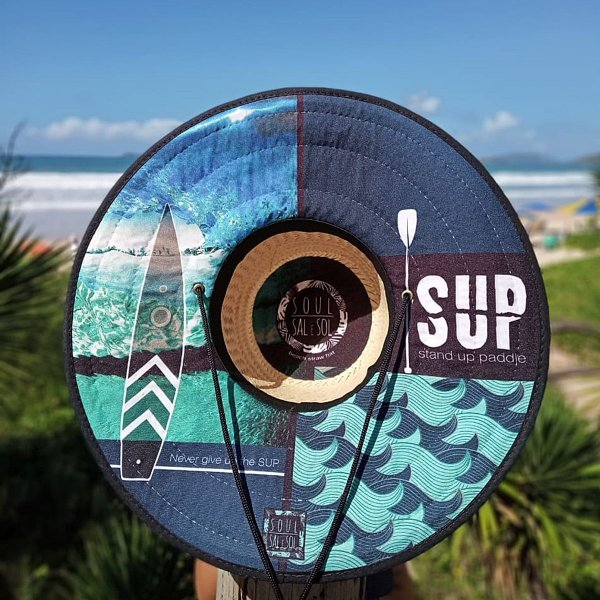 Chapéu de Palha - SUP Standup Paddle