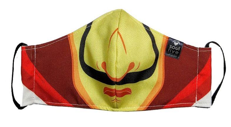 Máscara de Proteção - La Casa de Papel