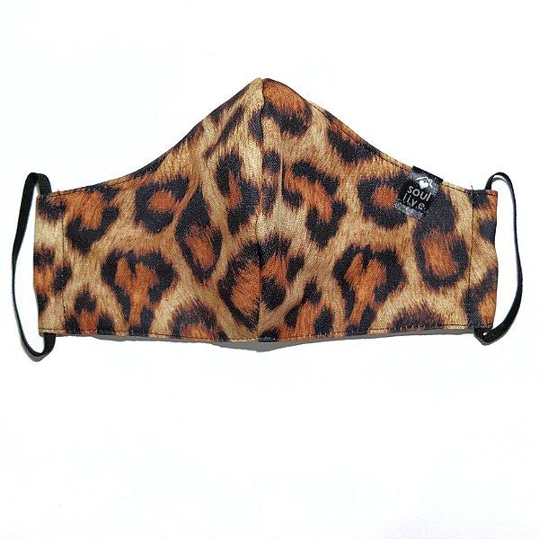 Máscara de Proteção - Onça