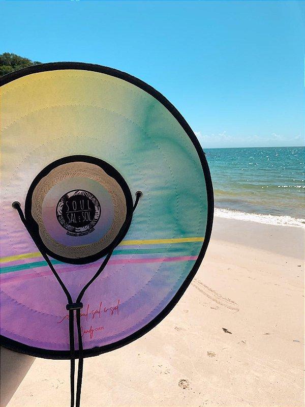 Chapéu de Palha - Candy Colors