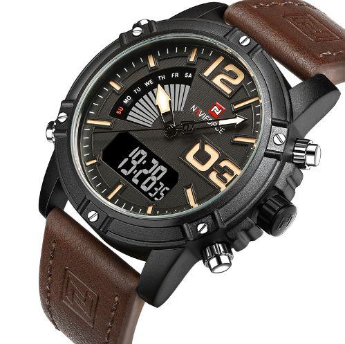 Relógio esportivo naviforce