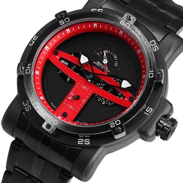 Relógio masculino SHARK SH427