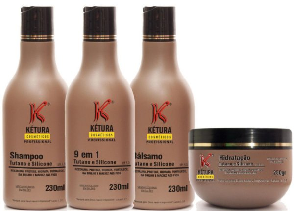 Kit Tutano 230 ml