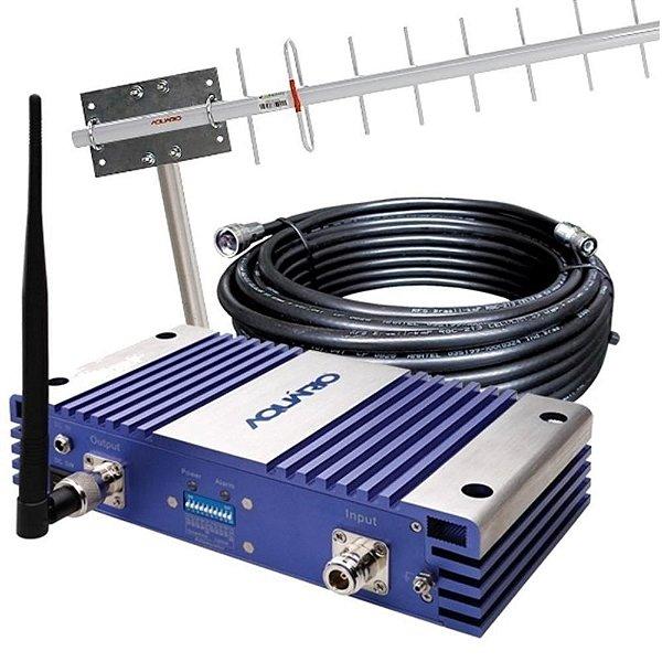 Repetidor Profissional Celular 900Mhz