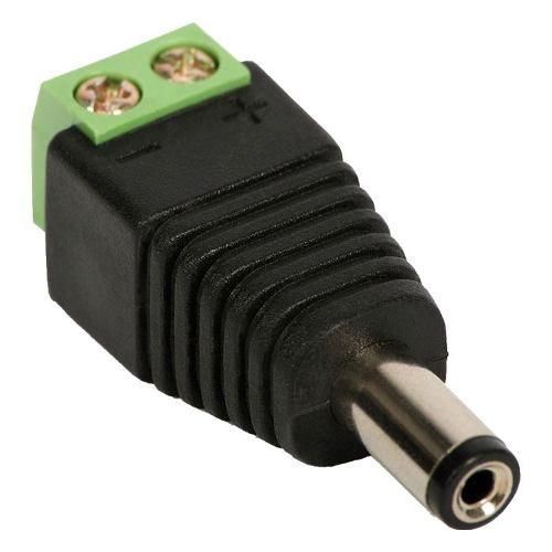 10 Unidades Conector P4 Macho Borne
