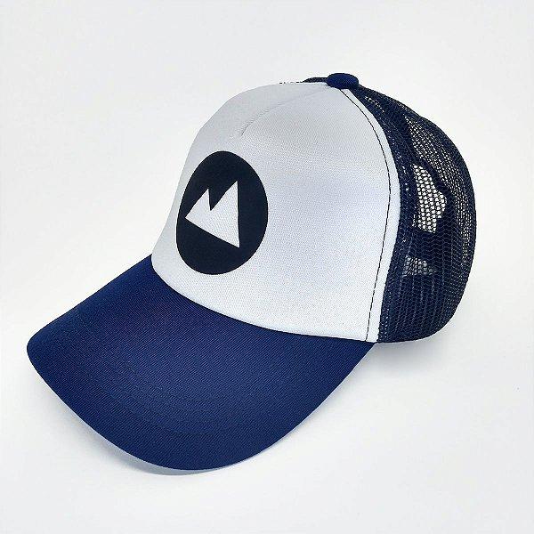 BONÉ TRUCKER BLUE