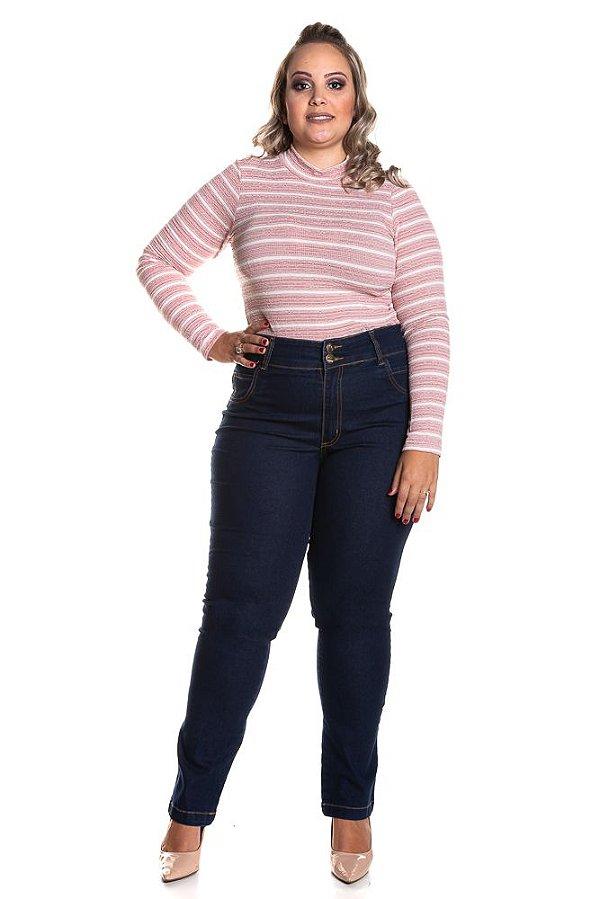 Calça Jeans Plus Size Skinners
