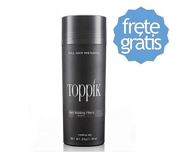 Disfarce para Calvície Toppik Hair  27.5g - Preto