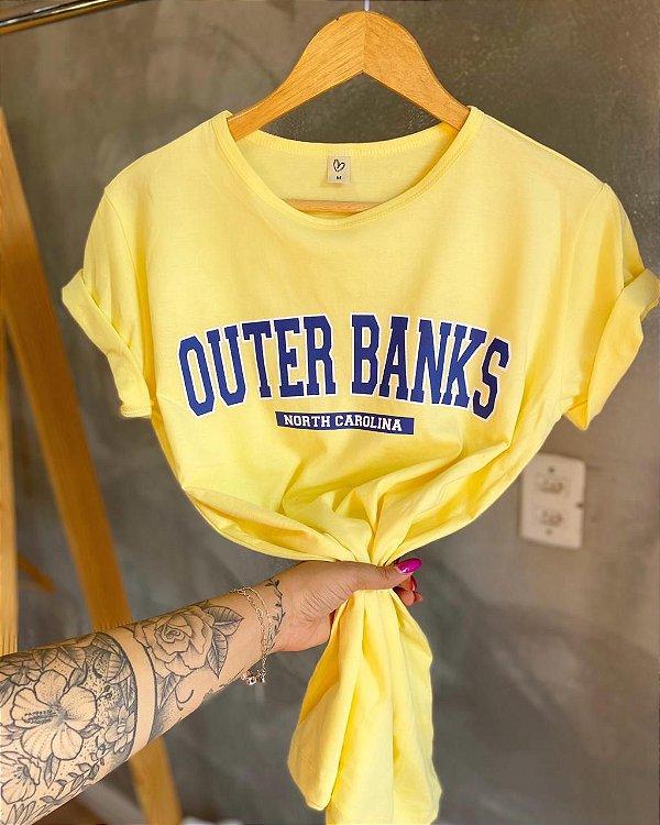 T-shirt max OUTER BANKS