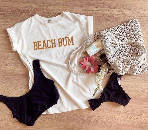T-shirt Max BEACH BUM