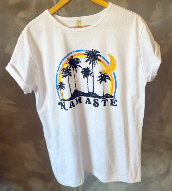 T-shirt MAX namaste