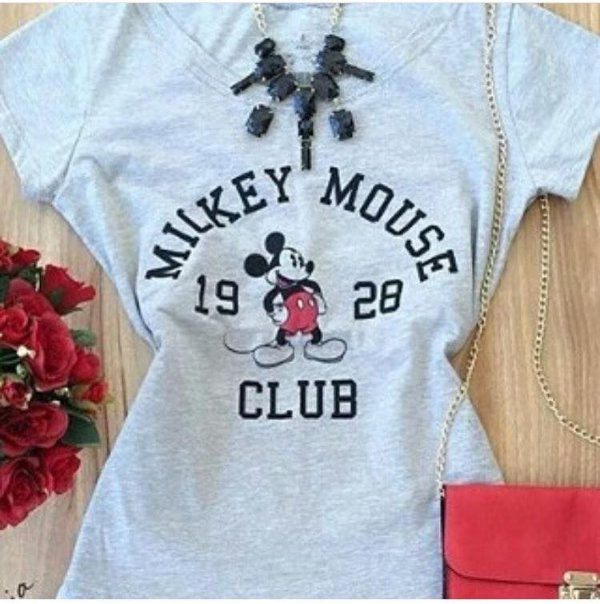 T-shirt Mickey club