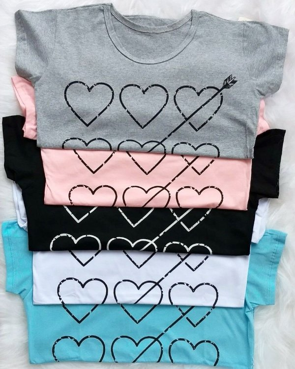 T-shirt LOVED