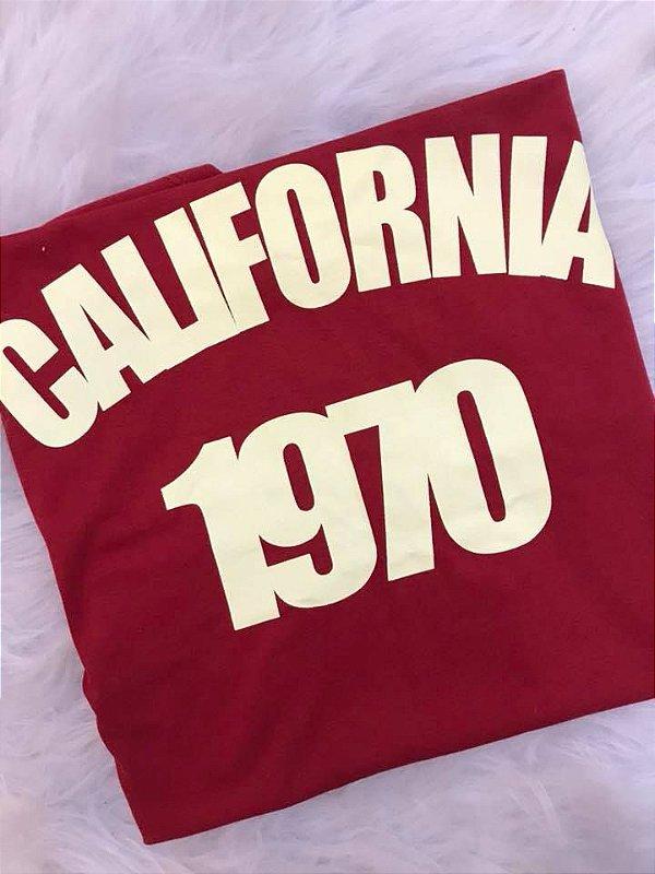 T-shirt CALIFORNIA 1970