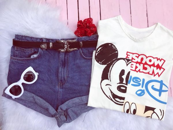 T-shirt MAX Mickey mouse disney