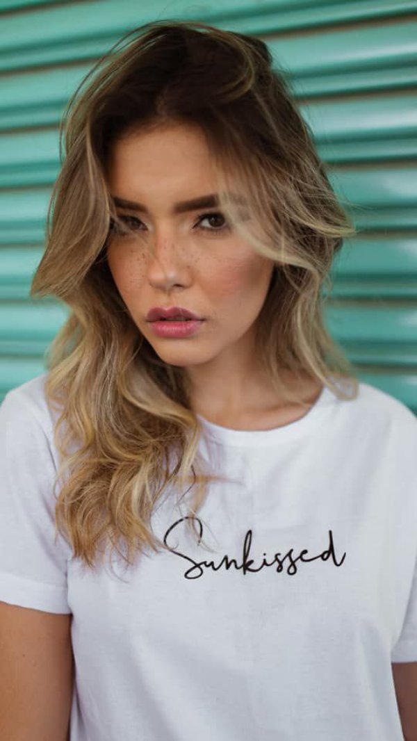 T-shirt Max Sunkissed