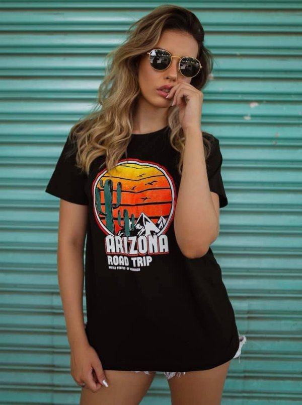 T-shirt Max Arizona