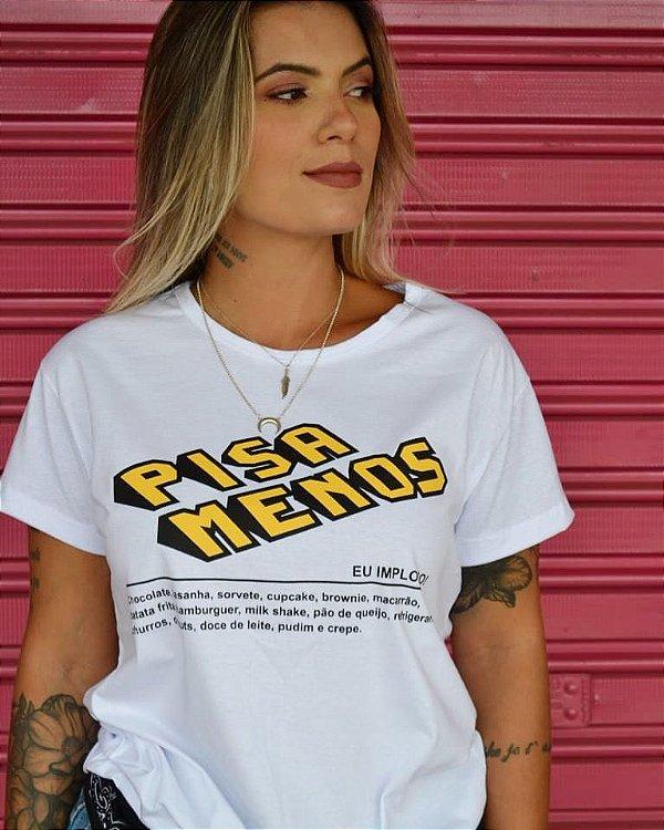 T-shirt PISA MENOS