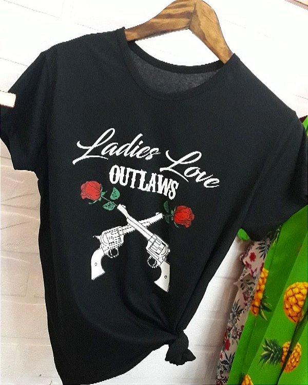 T-shirt Max Ladies love