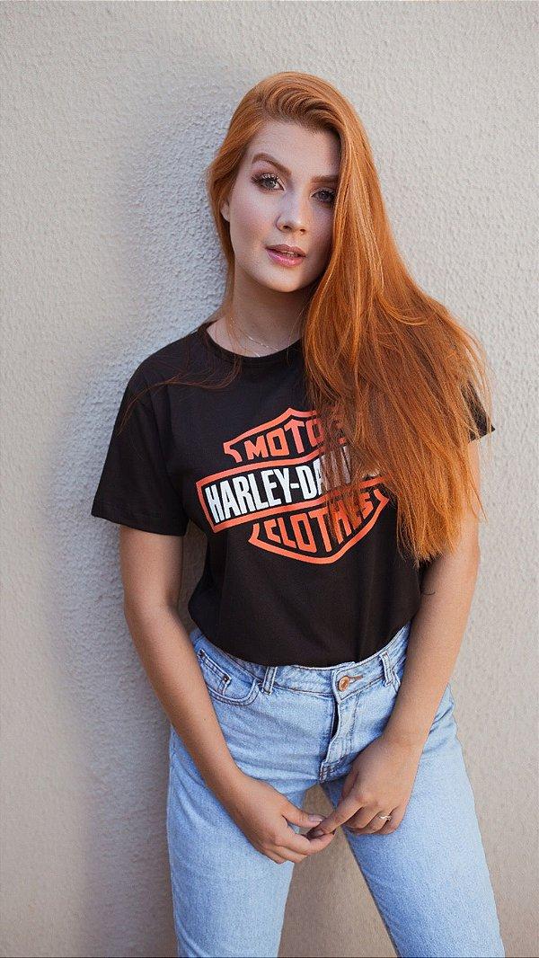 T-shirt Max Harley davidson