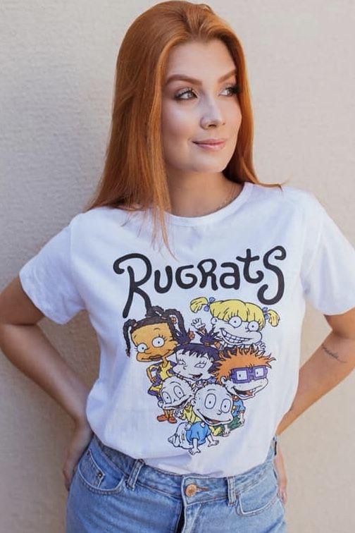 T-shirt Max Rugrats