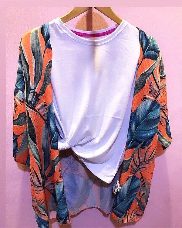 Kimono Camélia