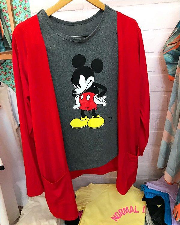 T-shirt Mickey furious