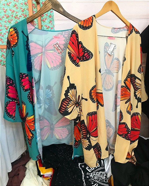 Kimono Borboleta