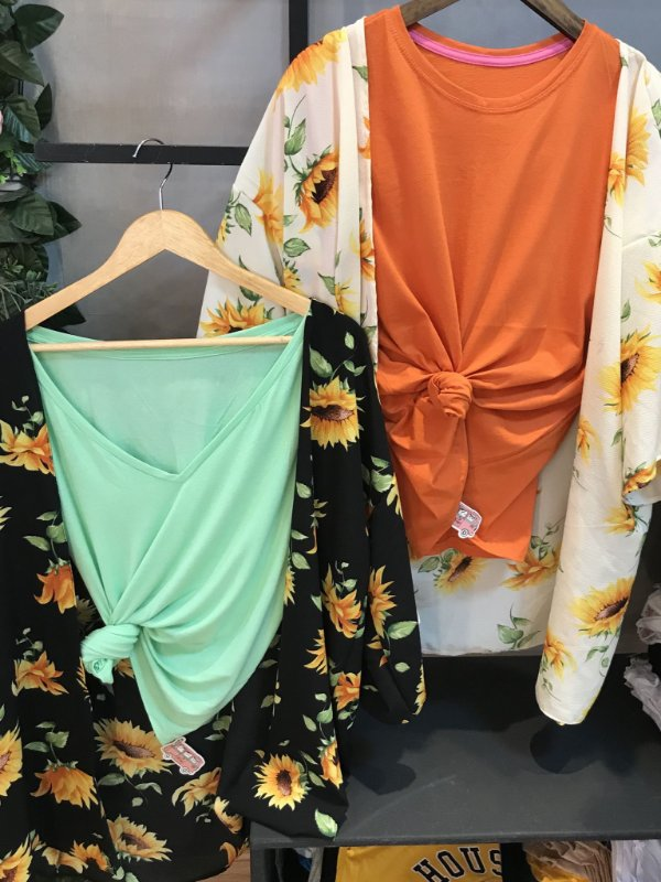 Kimono Girassol II