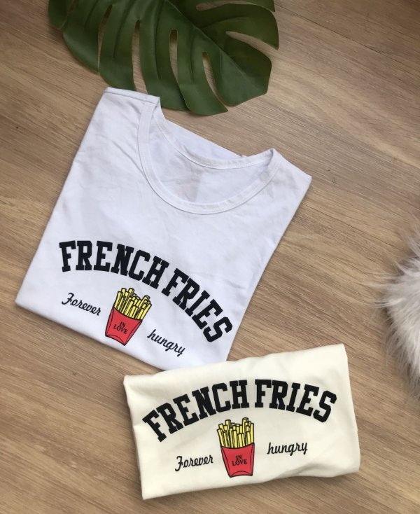 T-shirt French Fries