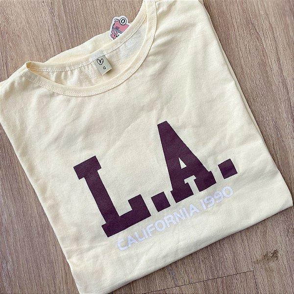 T-shirt MAX L.A california