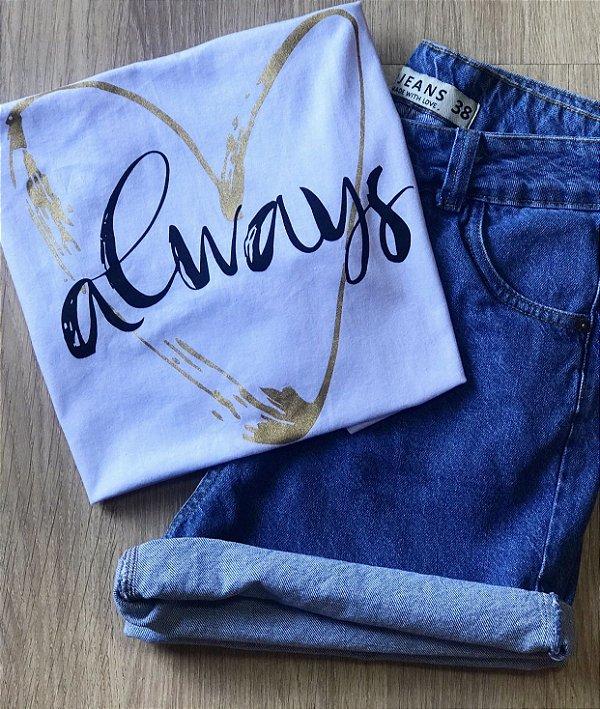 T-shirt ALWAYS