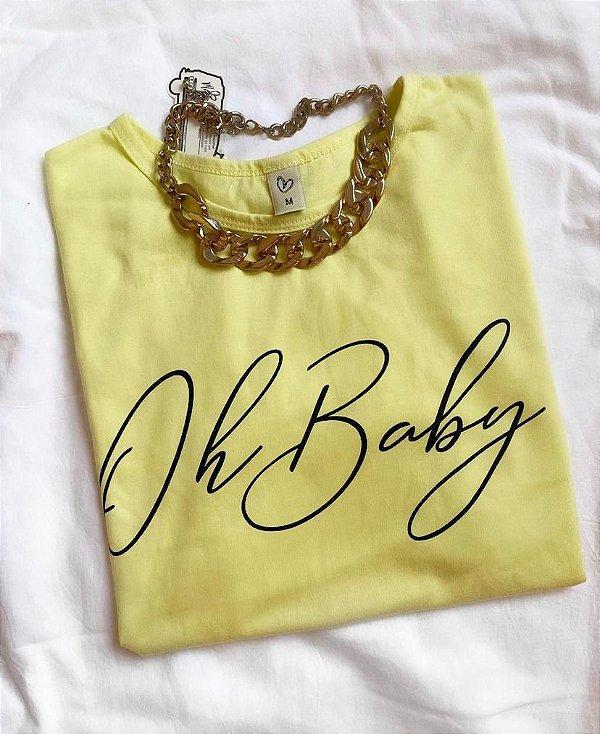 T-shirt OH BABY