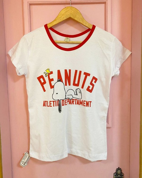 T-shirt PEANUTS ATLETICS